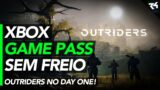 Outriders no Xbox Game Pass no Day One