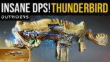 "Outriders ""THUNDERBIRD"" Highest DPS Legendary Auto Rifle – Best Outriders Legendary Auto Rifle"
