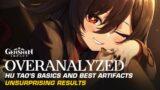 Overanalyzed: C0 Hu Tao's Basics and Best Artifacts | Genshin Impact