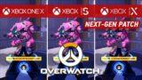 Overwatch Next-Gen Patch Comparison – Xbox Series X vs. Xbox Series S vs. Xbox One X