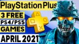 PS Plus APRIL 2021 FREE PS4/PS5 Games Revealed – A Decent Month? (PlayStation Plus Free Games 2021)