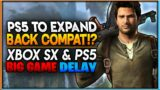 PS5 Finally Adding Back Compat to Legacy Games? | Xbox Series & PS5 Game Gets Delayed | News Dose