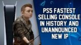 PS5 Revealed To Be Fastest Selling Console In US History, Sony Santa Monica's New IP, PS5 Anti-Cheat