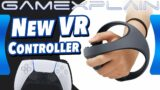 PS5 VR Controllers Revealed! (Haptic Feedback, Finger Touch Detection, & More Details)