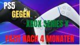 PS5 vs. Xbox Series X // Fazit nach 4 Monaten // Ollis Talk #32