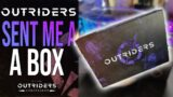 People Can Fly / Outriders Sent Me A Box! … What's In The Box?!?!