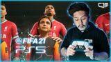 Pertama Kalinya Main FIFA 21 Next Gen PS5, Bagus Banget Asli!