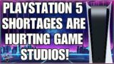 PlayStation 5 Shortages are Hurting Game Developers. PS5 News