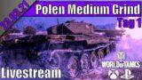 Polen Medium Grind Tag 1   WoT Console Xbox Series X [Deutsch] 23.03.21