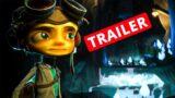 Psychonauts 2 Gameplay Trailer (Microsoft Xbox Series X, S, PC) Ep2