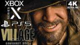 RESIDENT EVIL 8 VILLAGE Gameplay – 4K 60FPS (PS5,Xbox Series X, PC)