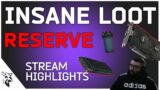 Reserve Loot is INSANE! Escape From Tarkov Stream Highlights Episode 4