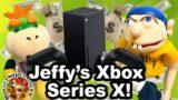 SML Movie Jeffy's Xbox Series X! #SML