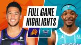 SUNS at HORNETS | FULL GAME HIGHLIGHTS | March 28, 2021