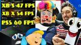 Saselandia Cuando DISFRAZAS a Xbox SERIES S Lamentable Series X Sin TERAFOLPS PS5 les BARRE gamefox