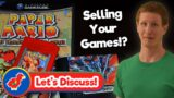 Selling Retro Video Games – Retro Bird