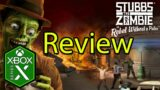 Stubbs the Zombie Xbox Series X Gameplay Review