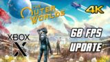 THE OUTER WORLDS Gameplay – 60 FPS Next Gen Update (Xbox Series X, 4K)