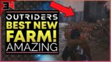 THIS OUTRIDERS FARM IS BROKEN – FAST & EASY XP LEVEL UP – Outriders Best Legendary Farm