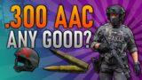 Tarkov's .300 Blackout vs Armor – SIG MCX – 300 AAC Ammo Breakdown
