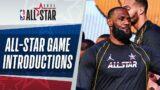 #TeamLeBron & #TeamDurant Announced For #NBAAllStar 2021 on TNT!