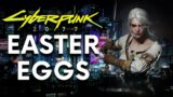 The Best Easter Eggs In CYBERPUNK 2077 (Secrets And References)