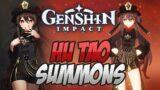 The Fact This ACTUALLY HAPPENED Is WILD! Hu Tao Summons Genshin Impact