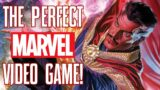 The PERFECT Marvel Video Game That Doesn't Exist… YET (ft. Carlos Escobosa)!!!