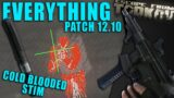 """The """"Cold Blooded"""" Update – Tarkov Patch 12.10 // Escape from Tarkov News"""
