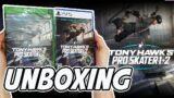 Tony Hawk's Pro Skater 1+2 (PS5/Xbox Series X) Unboxing