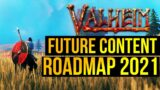 VALHEIM – ALL Future Updates! (Roadmap, New Biomes, Content and More!)