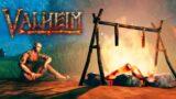 VALHEIM is the PERFECT SURVIVAL GAME! Valheim Episode 1