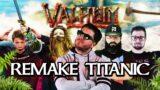 Valheim #20 : Remake Titanic (ft. Kenny, MoMaN, Gius et Alphacast)