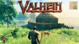 Valheim EP2 | Fortifying our base…