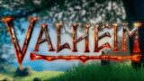 Valheim | Gathering more iron to explore the Mountains !