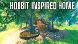 Valheim: Hobbit Inspired Home