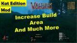 Valheim Kat Edition Mod – Increase Build Area, and More | How to Install and Gameplay