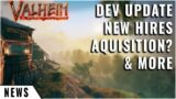 Valheim Official News and Dev Update, Team Expansion & More