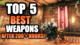 Valheim Top 5 BEST Weapons – After 200 + Hours! Inc Special Combat Moves, Crafting & Max Level Stats