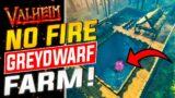 Valheim – *UPDATED* Greydwarf Auto Farm Build Guide   NO FIRE // AFK Infinite Stone & Wood Farm