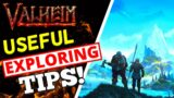 Valheim – Useful Exploring Tips – Find New Biomes!