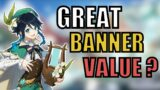 Venti Banner Is A Bait   Genshin Impact