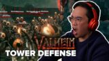 We Made A Tower Defense Game In Valheim