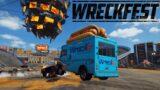 "Wreckfest | Series X Gameplay | ""60 FPS Update!"""