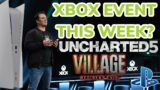 Xbox Event This Week? | Big Xbox Unannounced Titles for 2021 | PS5 Slim 5 nm node 2023? | RE8 Size