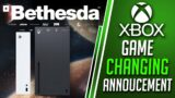Xbox GAME-CHANGING Moment   Bethesda Games ONLY On Xbox Series X, PC & Xbox Game Pass