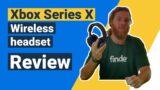 Xbox Series X Wireless Headset Review