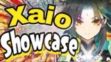 Xiao Showcase Insane DAMAGE!! Very Achievable OP F2P Build!! Genshin Impact