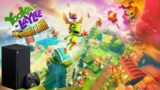 Yooka Laylee and the Impossible Lair XBOX SERIES X Gameplay [4K60]