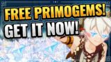 [ended] LIMITED FREE PRIMOGEMS CODES! COLLECT IT NOW! Genshin Impact News Windblume Festival